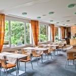 Frühstücksraum im Hotel Vetter